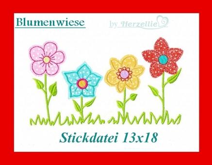 Blumenwiese groß