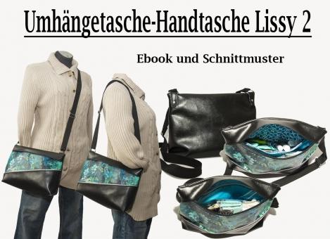 Handtasche Umhängetasche Ebook und Schnittmuster