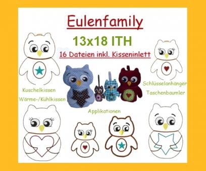 Eulen Family große Serie
