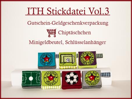 Minitäschchen-Anhänger-Vol. 3