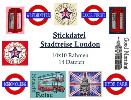 Stadtreise London - Great Britain -England