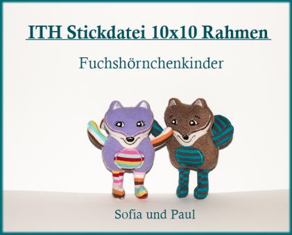 Fuchs Kuscheltier klein