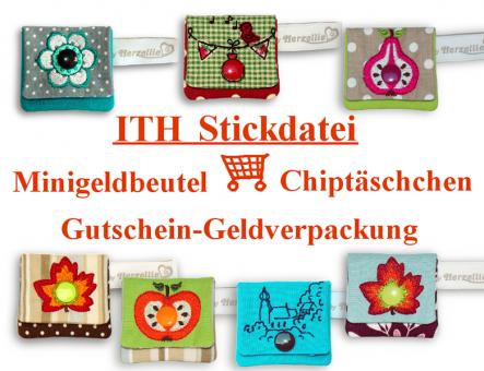Minitäschchen-Anhänger-Vol. 2